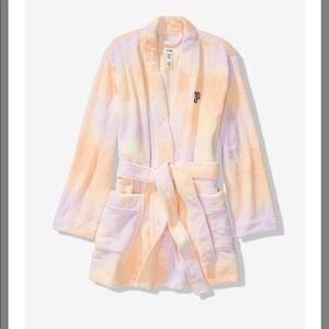 PINK Robe, NWT